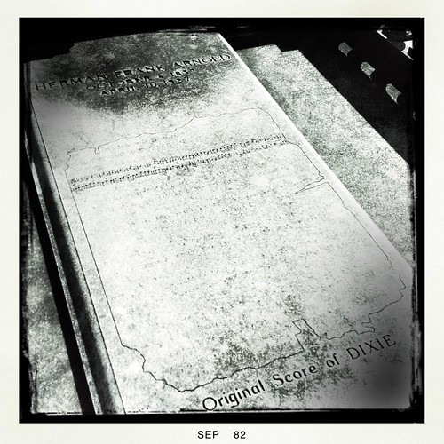 Herman Frank Arnold, Elmwood Cemetery, Memphis, Tenn.