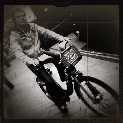 Boris bikes are a bloody nuisance by Darrin Nightingale