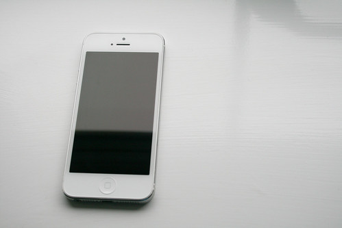 iPhone 5 - Front