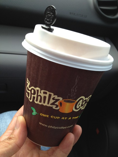 Coffee from Philz