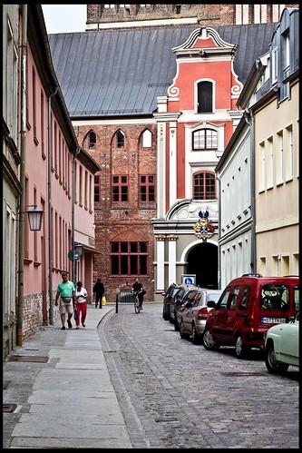 Stralsunder Altstadt