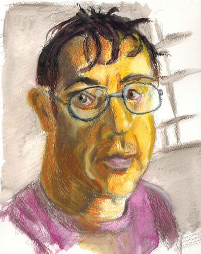 Steve Dines by husdant