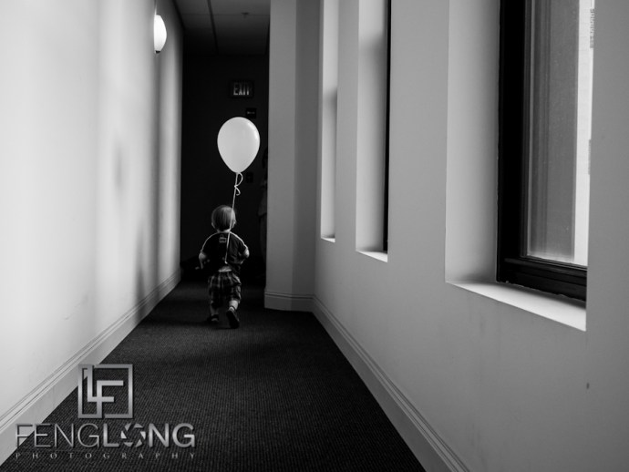 Blog Photo | Olympus OM-D E-M5 First Shots | Miles and a Balloon