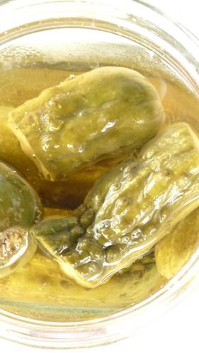 Inlagd gurka - pickled cucumber - cetrioli sott'aceto