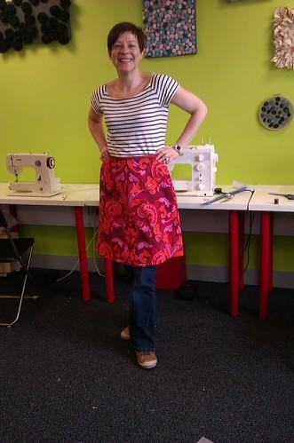 skirt workshop 2