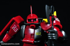 HCM MS-06R-2 Johnny Ridden's Zaku-II (144 scale) 1984 make (57)