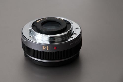 Análisis Panasonic G 14mm f/2.5 ASPH