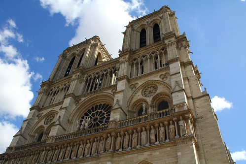 Bell Towers of Notre Dame