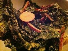 Kale Salad - Fatty 'Cue, West Village