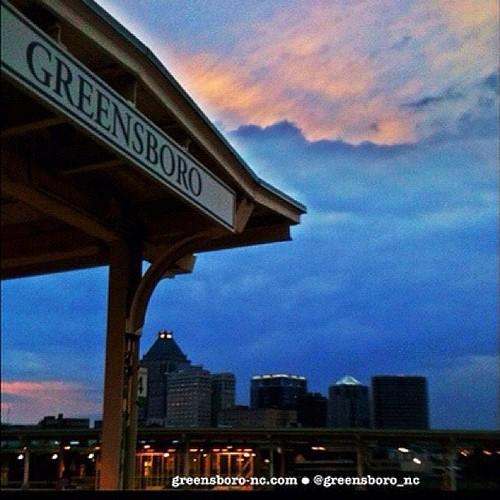 Greensboro, N.C. by Greensboro NC