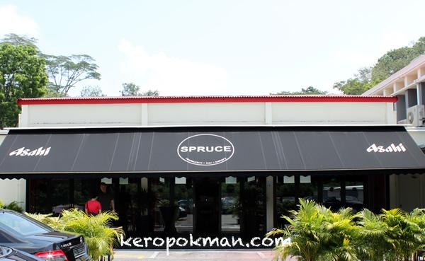 Spruce - Upper Bukit Timah
