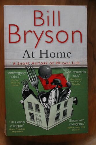 242/366 At Home - Bill Bryson