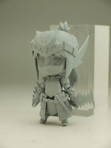 Nendoroid Hunter: Female Swordsman Berio X Edition