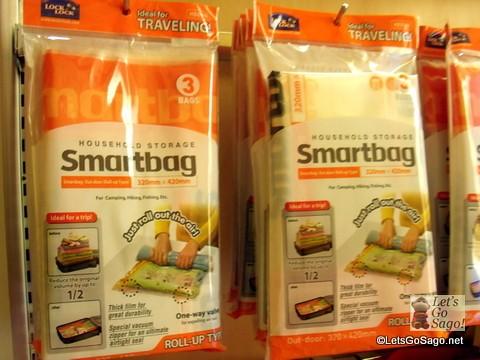 Lock&Lock Smartbags (3pcs)