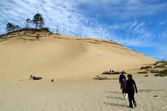 Cape Kiwanda Sand Dunes