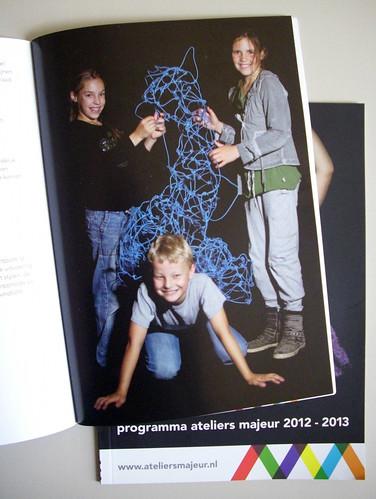 Jildez, Jesse en Dagmar by AlleskAn - Kunstlokaal №8