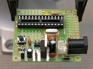 S2Duino (11-1) IC Socket
