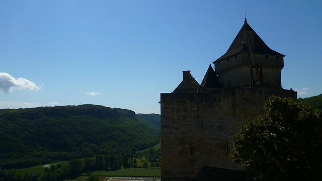 Chateau de Castelnaud & Keep