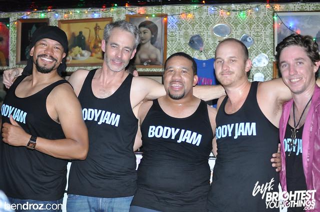 Sep 8, 2012 -Body Jam BYT -03 - Ben Droz