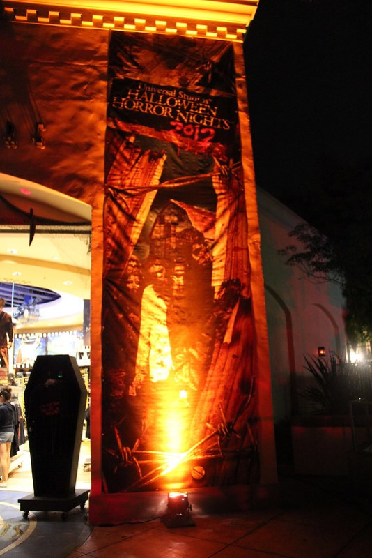 Halloween Horror Nights - Universal Studios Hollywood