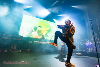Anderson .Paak & The Free Nationals @ The Vogue Theatre - September 4th 2016
