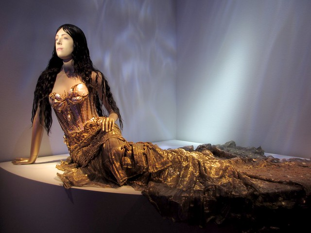 La Bal de Sirènes gown, from the Mermaids collection, haute couture SS 2008.