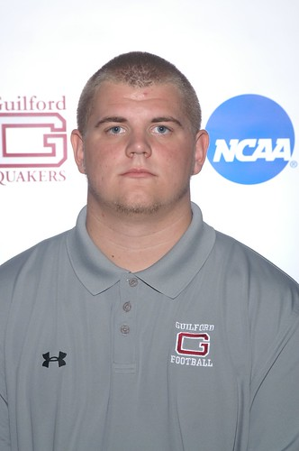 Tyler Campbell, Guilford 2016