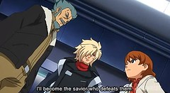 Gundam AGE 4 FX Episode 46 Space Fortress La Glamis Youtube Gundam PH (2)
