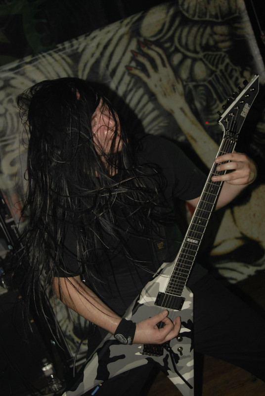 Broken Hope guitarist