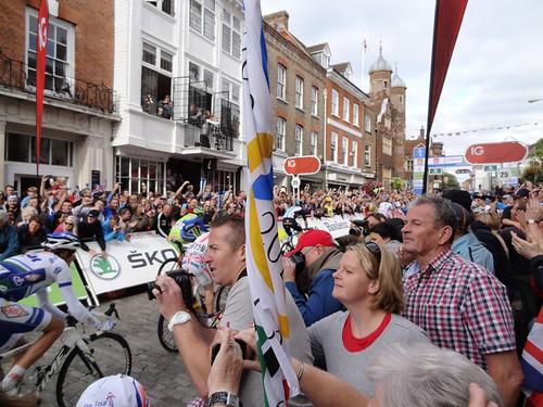 Tour of Britain - Guildford 05