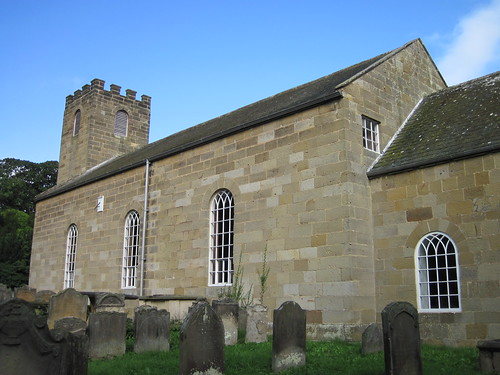 All Saints Skelton