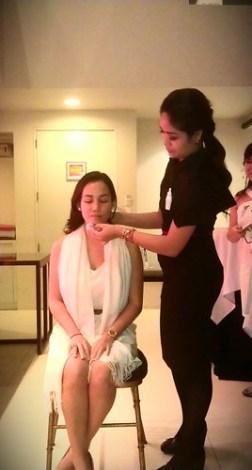 Tsuya  Skin look makeup demo