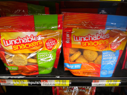 Lunchables Snackers