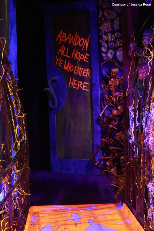 Alice Cooper Goes to Hell 3D - Halloween Horror Nights 2012