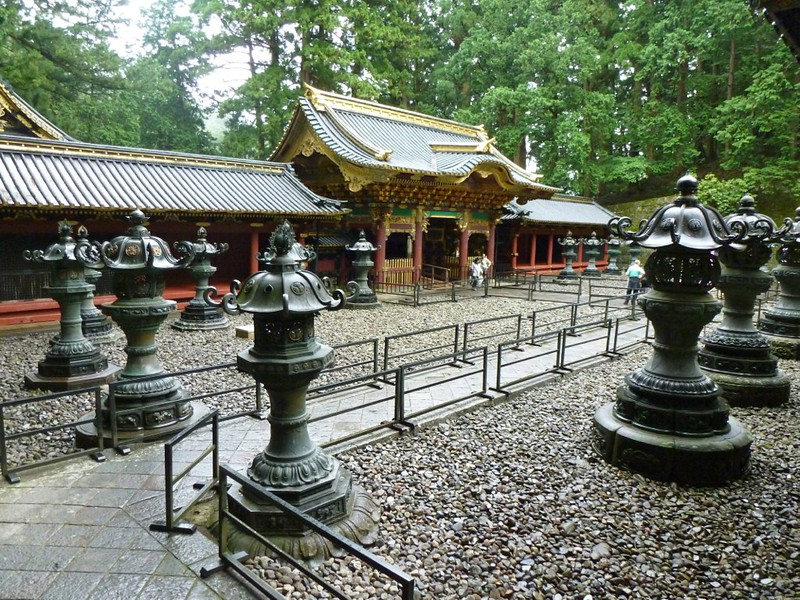 Taiyuinbyo Shrine, Nikko