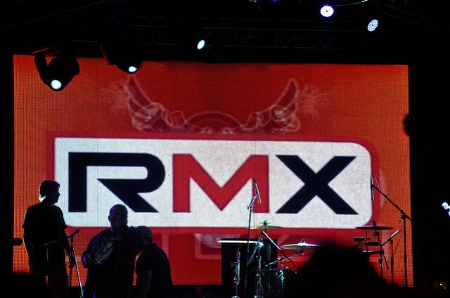 RMX212 concert