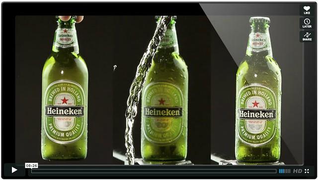 como iluminar cerveza
