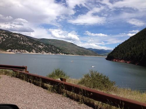 Reudi Reservoir