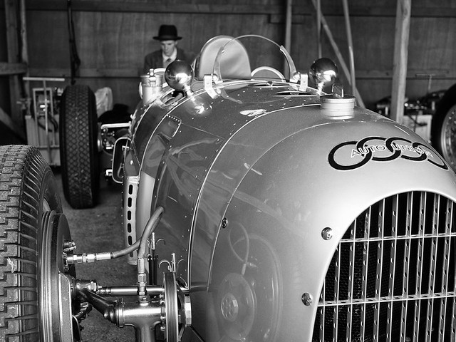 Auto Union - one of the Silver Arrows