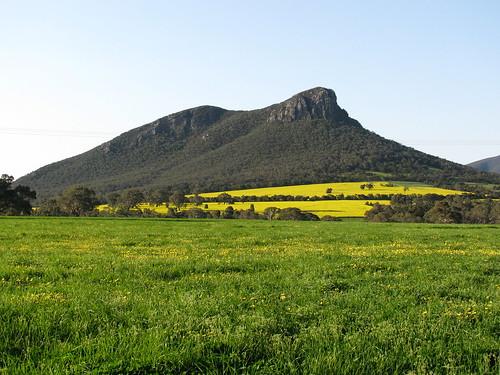 Mt Abrupt by holidaypointau