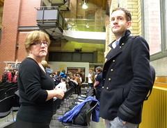 Kaye Tew and James Draper, Manchester Children's Book Festival