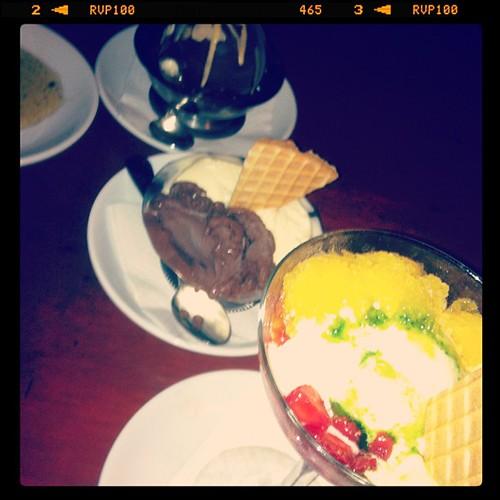 #otto #dessert #nyc
