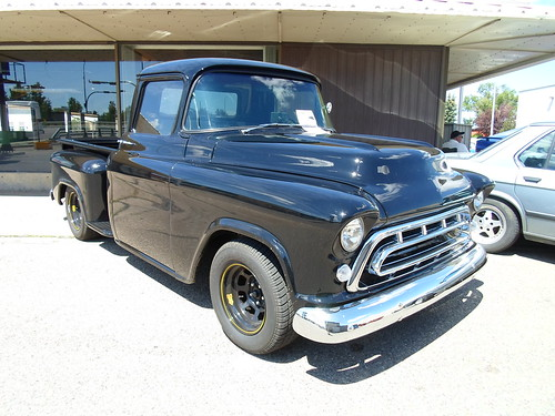 Classic pickup - 1957 Chevrolet