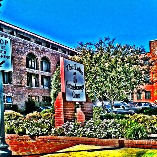 The Lofts at Greensborough Court by Greensboro NC