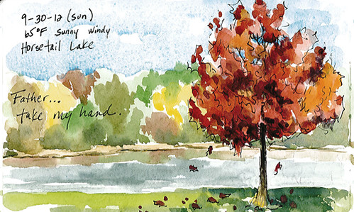 20120930_horsetail_lake_sketch