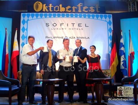 The German Club Manila & Sofitel