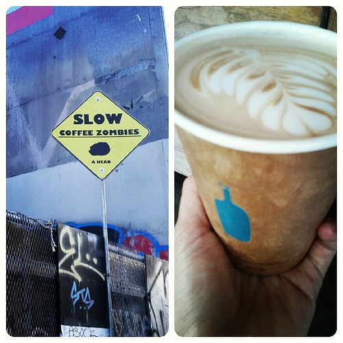 Blue Bottle Mocha