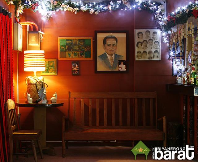 Sanafe Lodge's Living Room