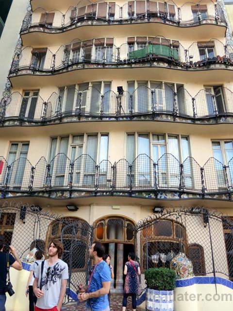 Casa Batlló Gaudi Barcelona-029