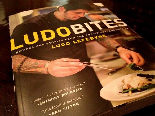 LudoBites Cookbook